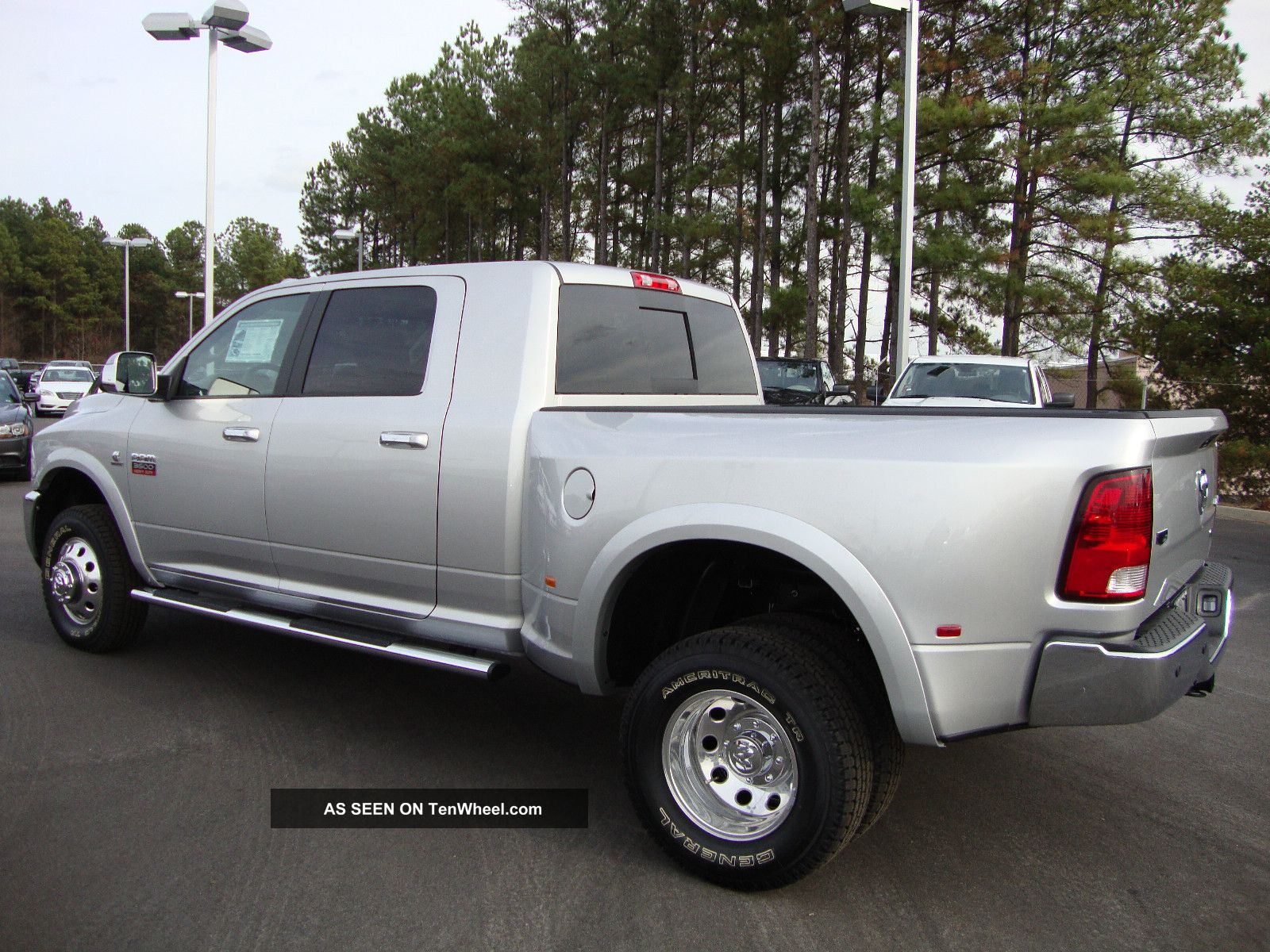 2012 Dodge Ram 3500 Mega Cab Laramie 800 Ho 4x4 Lowest In Usa Us B4 You Buy