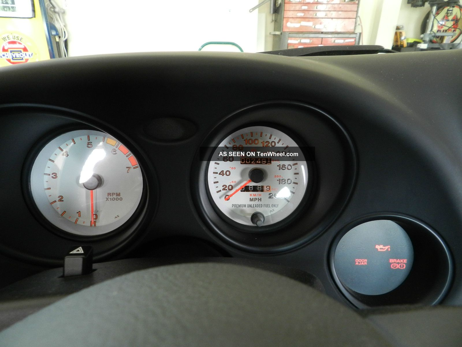 1997 Dodge Viper Gts Coupe 2 - Door 8.  0l Viper photo