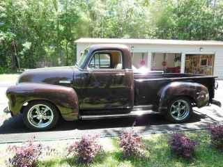 1955 Chevy Series 1 Custom Pickup Truck Hard To Find photo