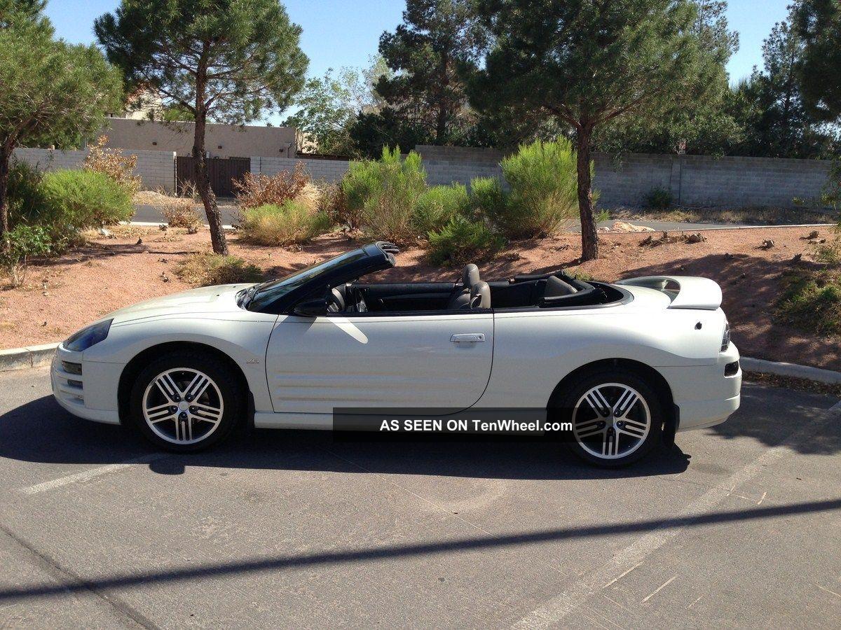 mitsubishi eclipse 2013 convertible 2003 mitsubishi eclipse spyder