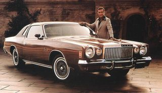 1977 Chrysler Cordoba,  Fantasy Island Special 400 V8,  Good Looking & Running photo