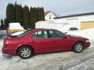 1999 Cadillac Seville Sts Sedan 4 - Door 4.  6l photo