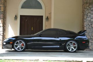 1998 Toyota Supra Twin Turbo Hatchback 2 - Door 3.  0l photo
