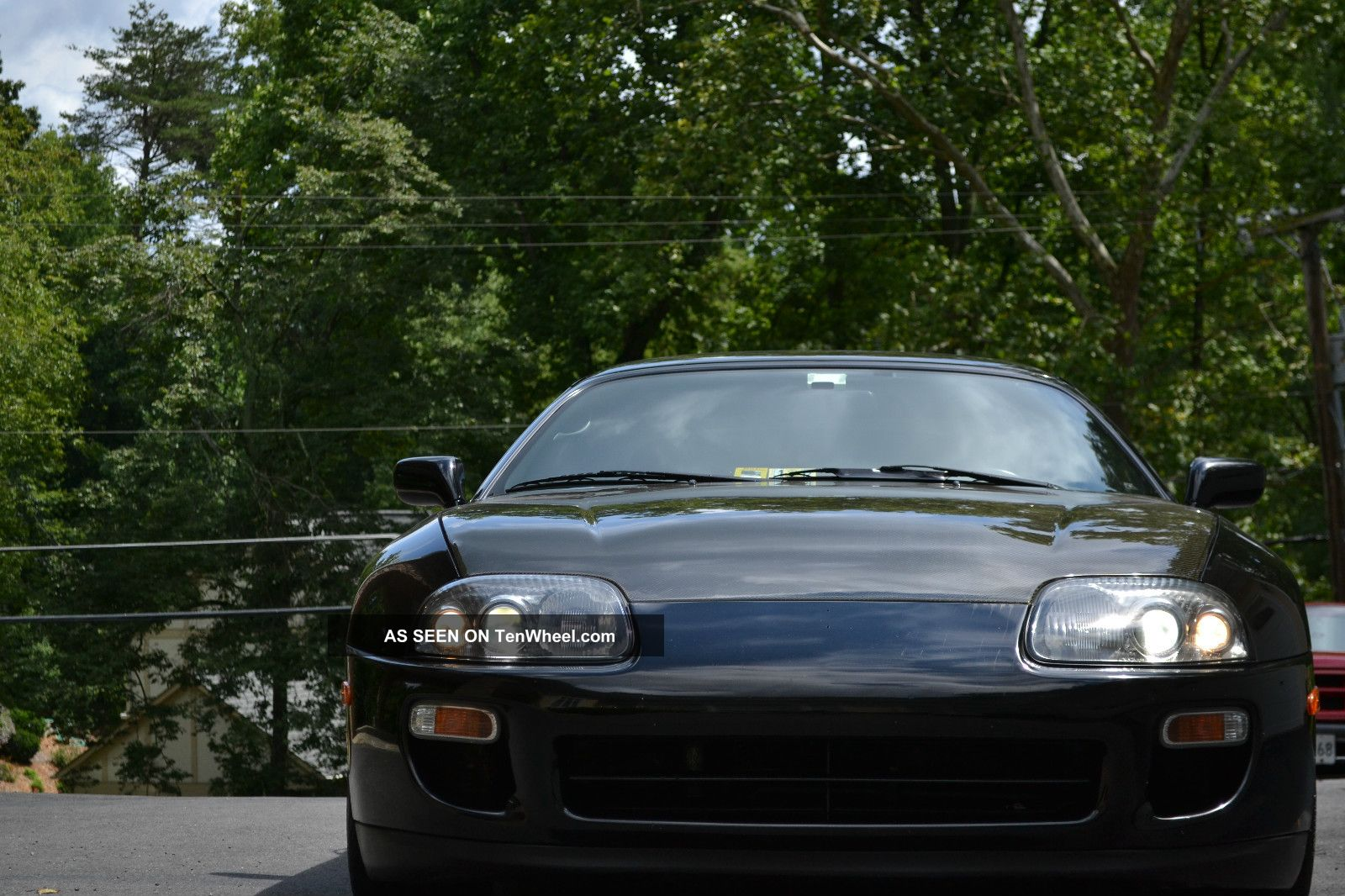 1998 Toyota Supra Twin Turbo Hatchback 2 Door 3 0l