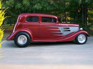 1933 Ford Victoria Street Rod photo