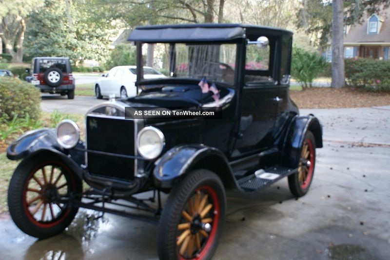 1926 Ford Model T 5 Window Coupe Model T photo
