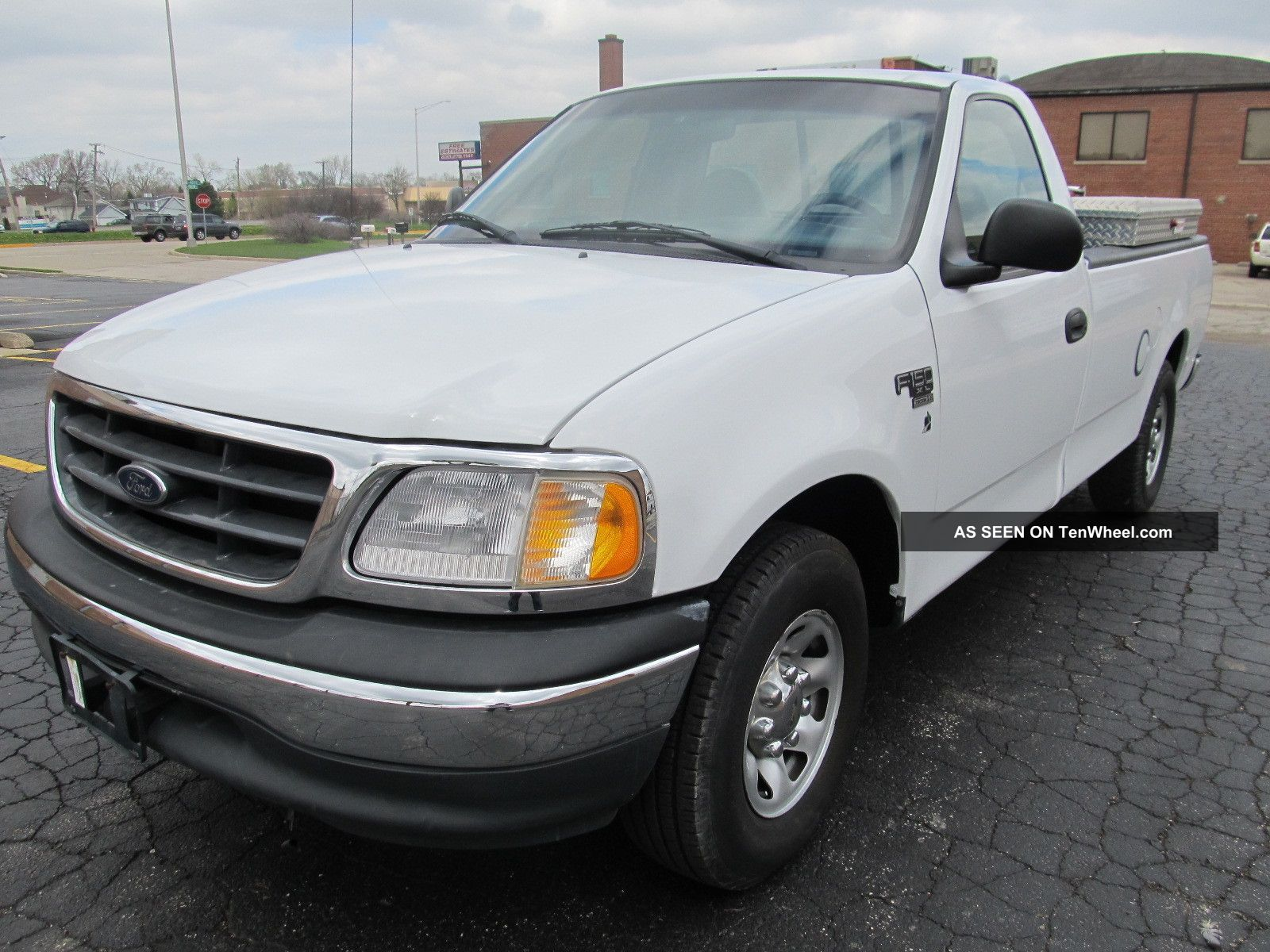 2000 ford f150 extended cab dual fuel cng and gasoline. Cars Review. Best American Auto & Cars Review