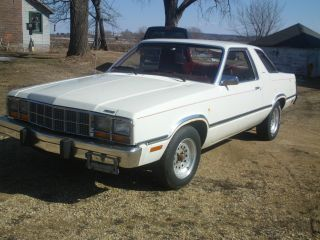 1982 Ford Fairmont Futura Coupe 82k photo