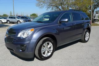 2013 Chevy Equinox Lt 3.  6l V6 Xm On Star Abs Cruise Alloys photo