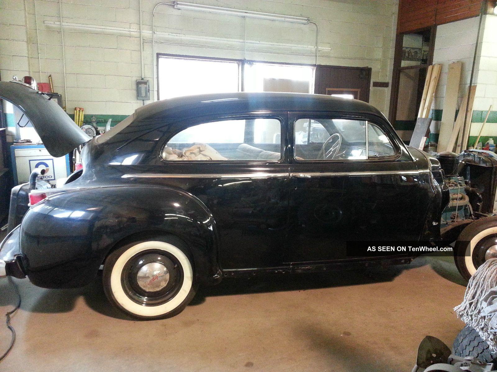 1941 Dodge 2 Door Sedan Plymouth Dr Coupe