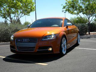 2013 Audi Tts Quattro S Tronic Prestige photo