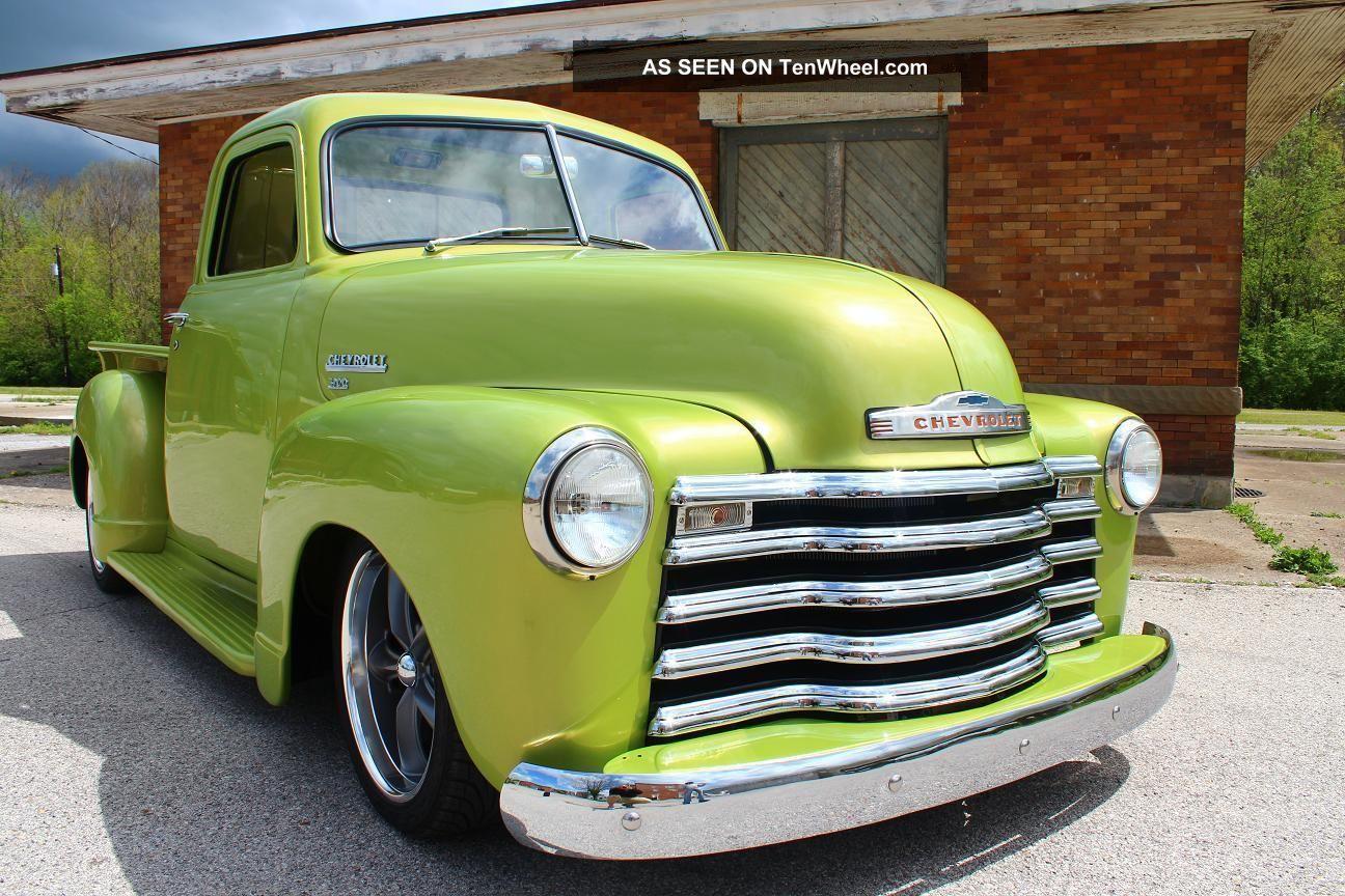 1949 chevy truck rat hot rod streetrod 49 50 51 52 53 chevrolet pickup. Black Bedroom Furniture Sets. Home Design Ideas