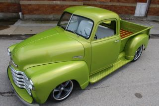 1949 Chevy Truck Rat Hot Rod Streetrod 49 50 51 52 53 Chevrolet Pickup photo