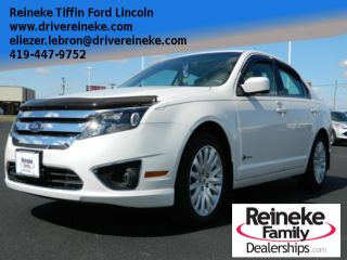 2010 Ford Fusion Hybrid Sedan 4 - Door 2.  5l photo