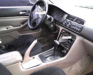 honda accord coupe 2003 interior