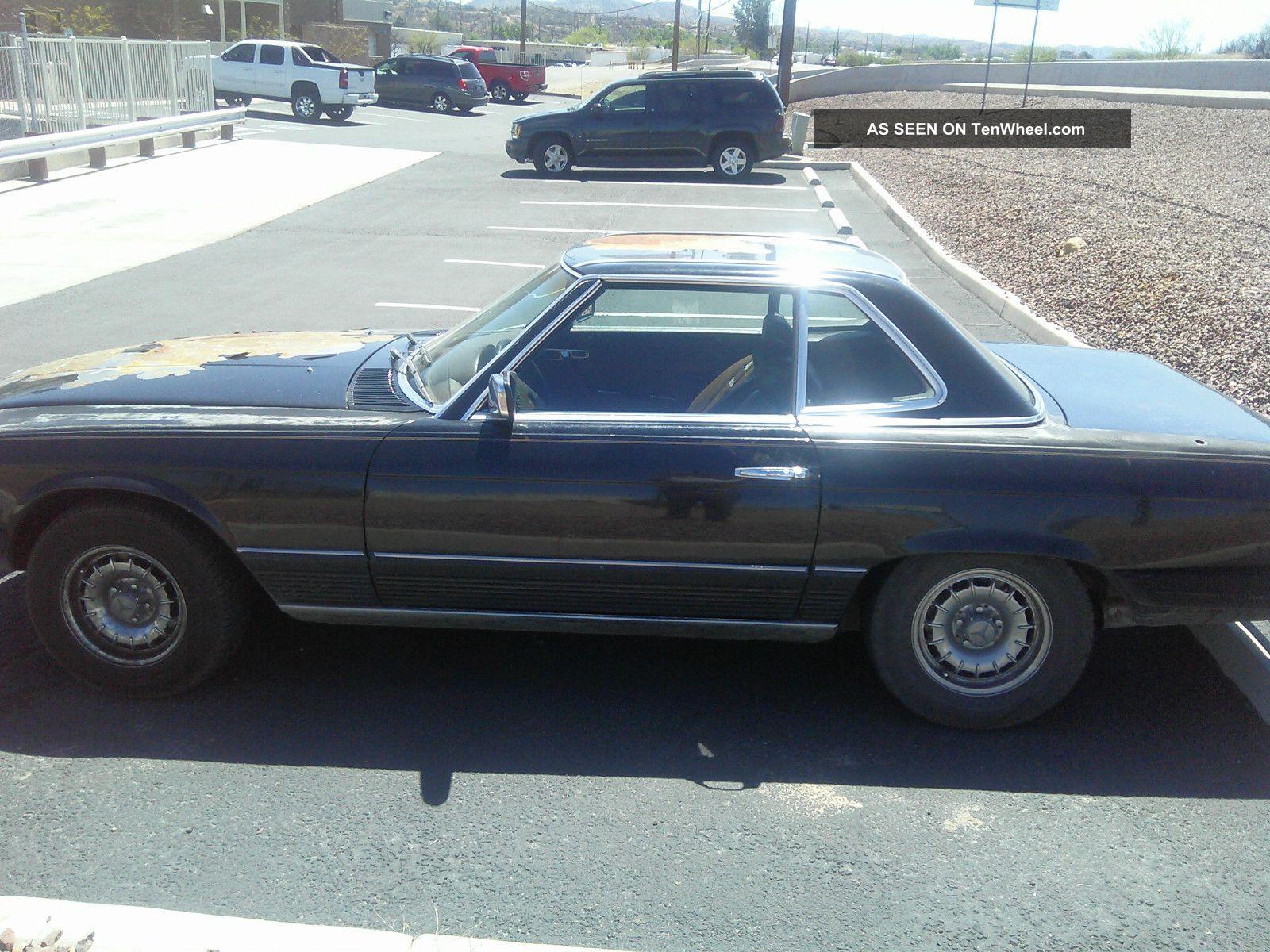 1976 mercedes 450sl engine  1976  free engine image for