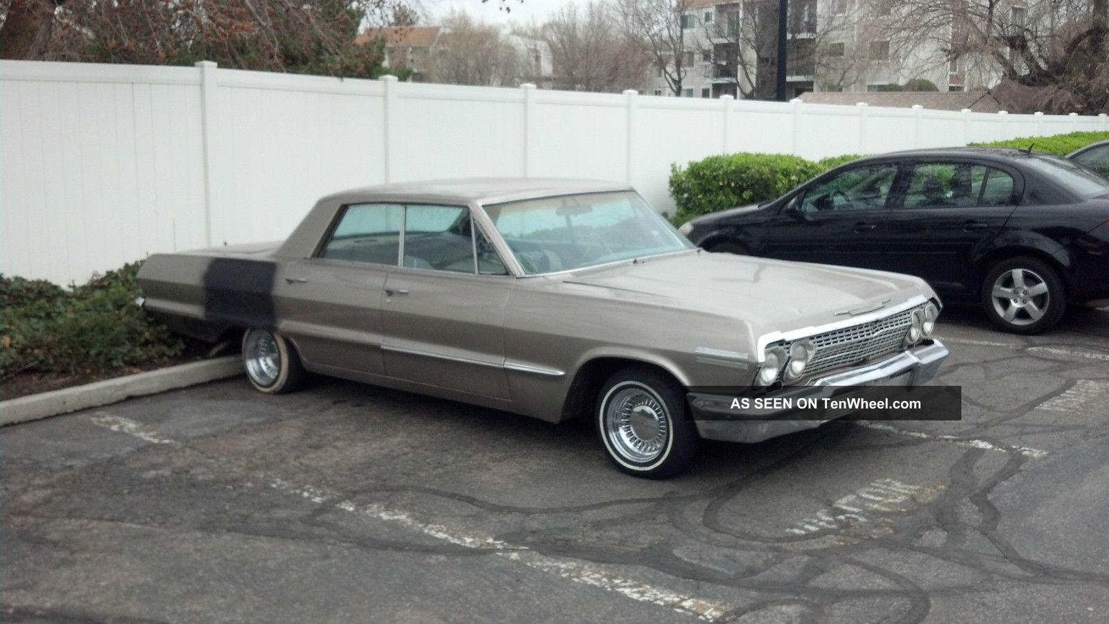 1963 impala bucket seats for sale
