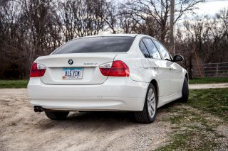 2006 Bmw 325xi Base Sedan 4 - Door 3.  0l photo