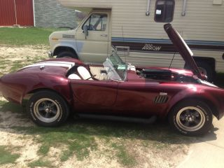 1965 Ac Shelby Cobra Replica Titled As A 1965 Replica photo