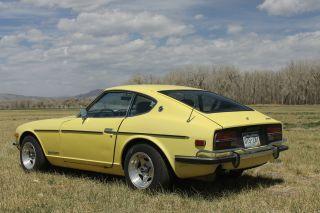 1971datsun 240z photo