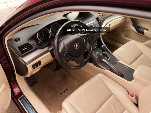 2010 acura tsx with technology package. Black Bedroom Furniture Sets. Home Design Ideas