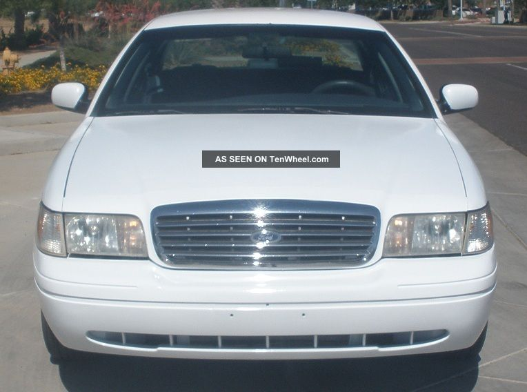 2001 Cng Natural Gas Ford Crown Victoria Ngv Vehicle Hybrid Alternative Fuel Crown Victoria photo