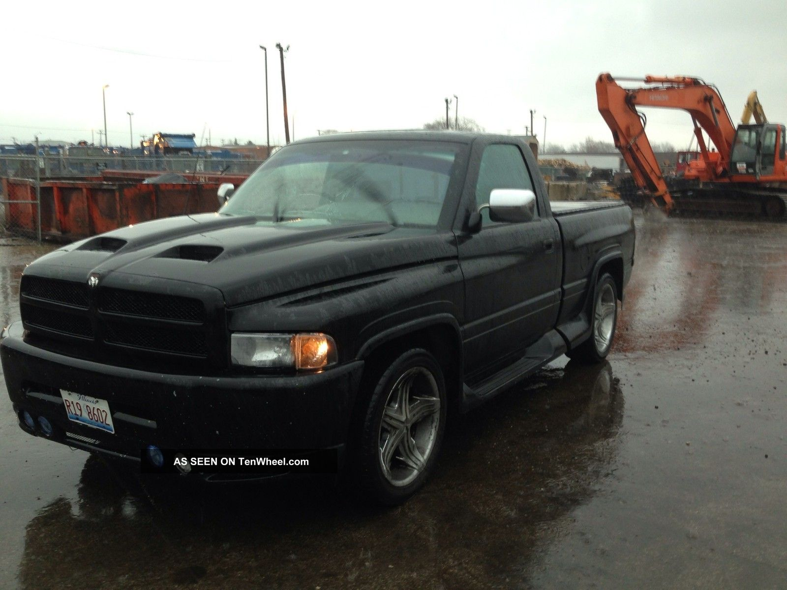 1996 dodge ram 1500 base standard cab pickup 2 door 5 2l. Black Bedroom Furniture Sets. Home Design Ideas
