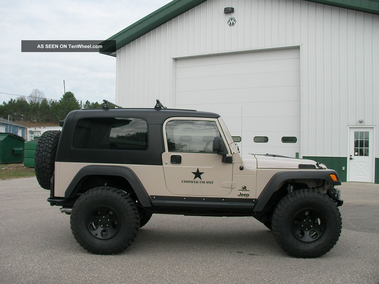 2005 Jeep Wrangler Unlimited Rubicon W    5  7 Hemi