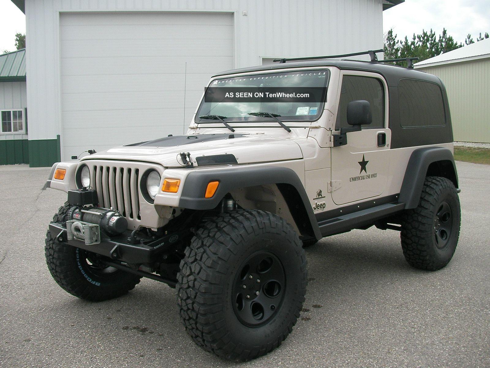 2005 jeep wrangler unlimited rubicon w 5 7 hemi. Black Bedroom Furniture Sets. Home Design Ideas