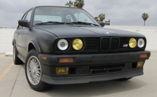 1988 Bmw 325ix Rare Awd 5 Speed Coupe photo