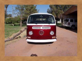 1972 Volkswagen Wesfalia Camper Van photo