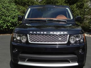 2012 Range Rover Sport Autobiography photo