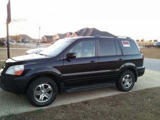 2004 Honda Pilot Ex Sport Utility 4 - Door 3.  5l photo