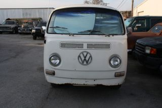 1969 Bus.  Has Been In Storage 10 Years.  Its Runs Good.  Project Car. photo