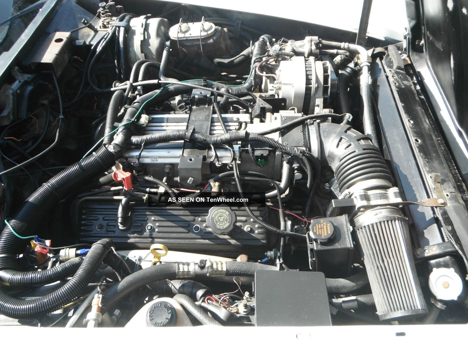 Ac E C Low Res together with Pontiac Engine likewise Heater Hoses together with Chevrolet Malibu moreover . on 1995 engine 350 v8 specs