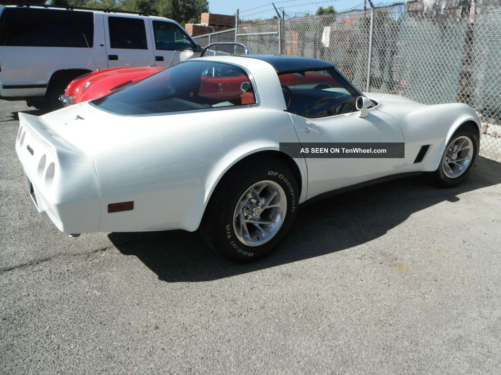 Custom 1981 Corvette Stingray W / 1995 Lt1 Computer Controlled Engine / Trans Corvette photo