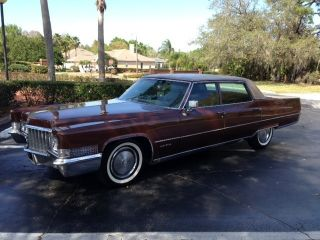 Cadillac Fleetwood Brougham 1970 photo