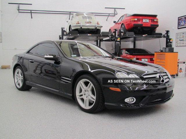 2008 08 mercedes benz sl550 convertible sport pano keyless for 2008 mercedes benz sl550