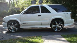 2003 Chevrolet Blazer Xtreme Sport Utility 2 - Door 4.  3l 22