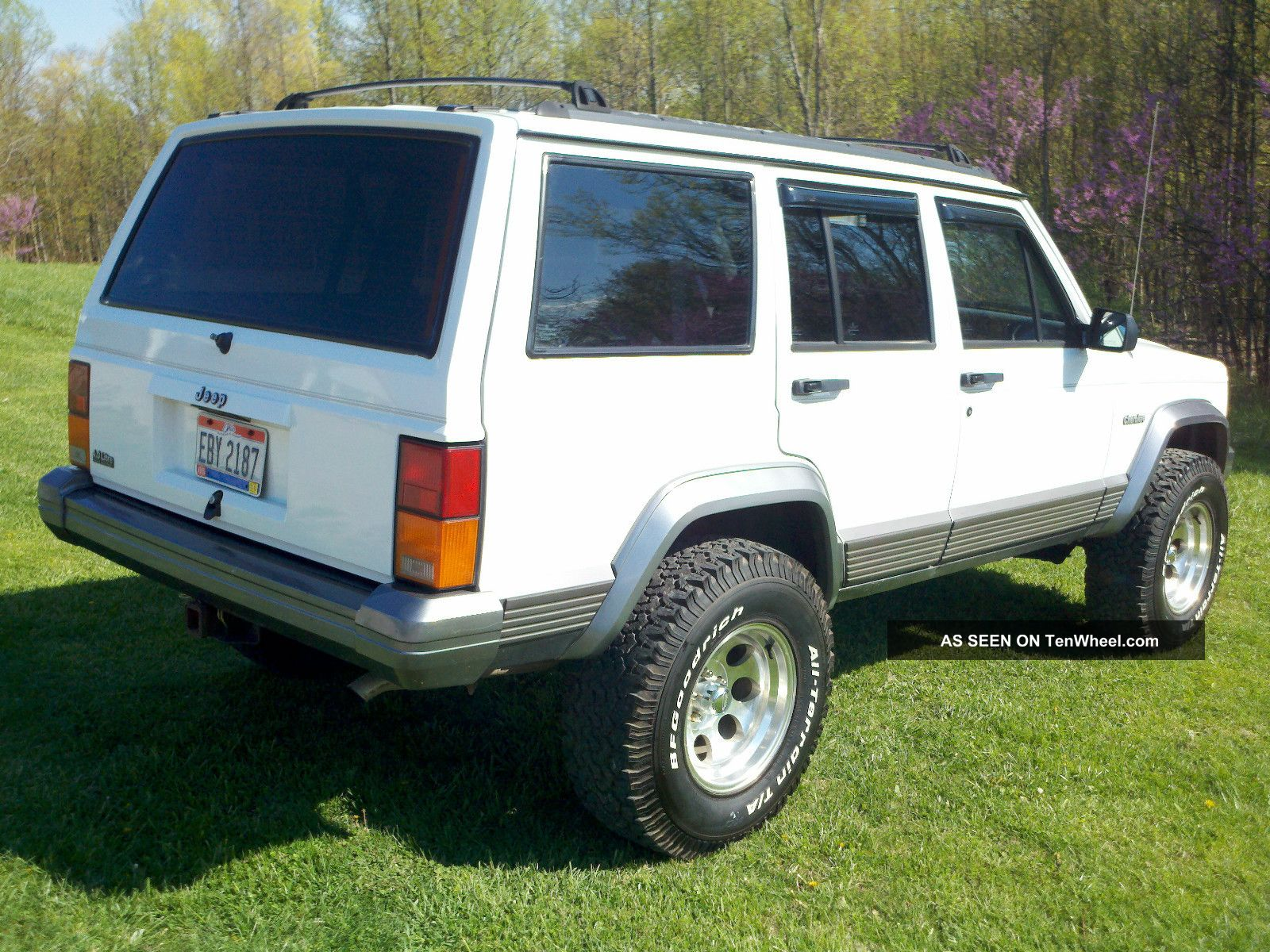 Jeep Cherokee Country X Lifted Lgw on 1995 Jeep Grand Cherokee Lifted