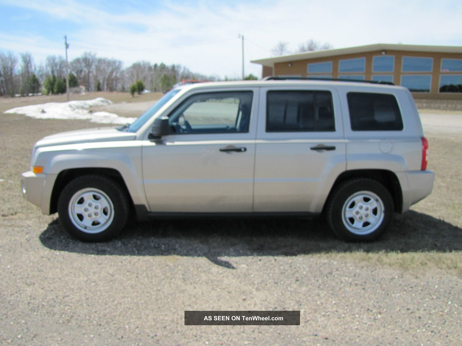 2009 Jeep Patriot Patriot photo