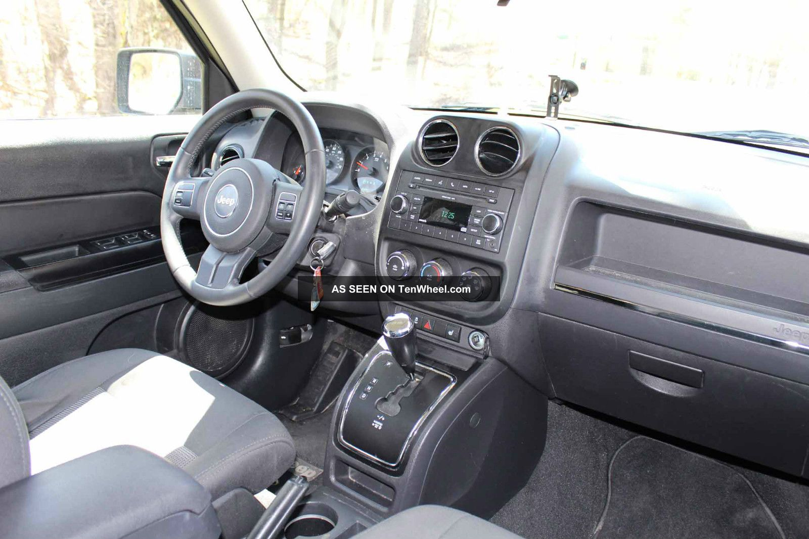2012 Jeep Patriot Latitude Interior 2011 Jeep Patriot Latitude