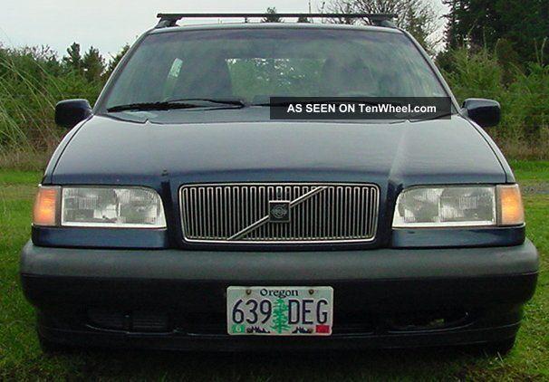 1994 Volvo 850 Turbo Wagon,  Family,  Car 850 photo