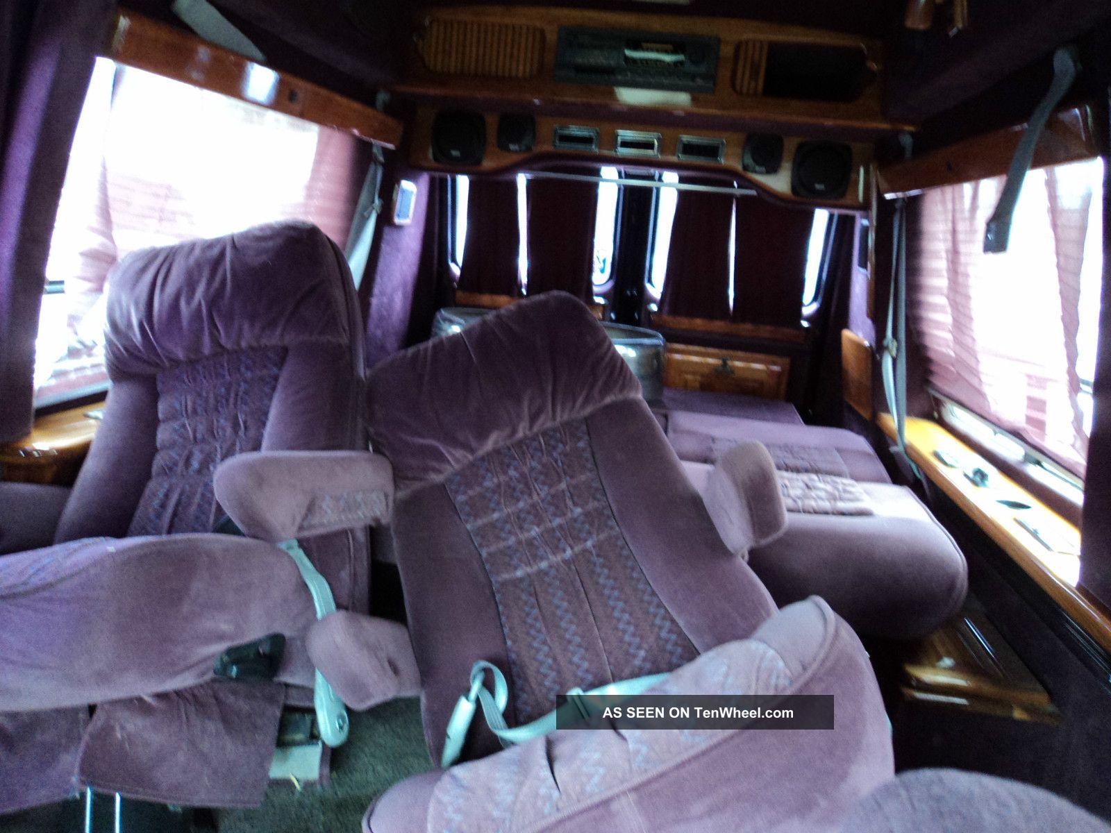 Chevy Van 20 Interior 1993 Chevy Van 20