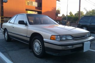 1989 Acura Legend L Coupe photo