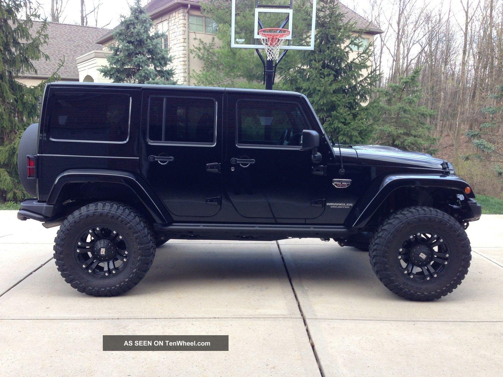 2012 jeep wrangler unlimited rubicon sport utility 4 door 3 6l. Black Bedroom Furniture Sets. Home Design Ideas