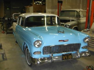 1955 Chevy Bel Air Sedan photo