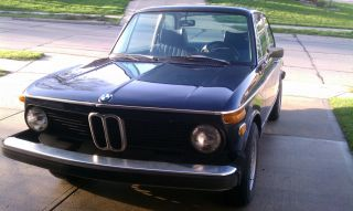 1974 Bmw 2002 2 Door photo
