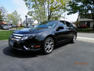 2010 Ford Fusion Se Sap Package,  4 Cyl,  6 Spd, photo