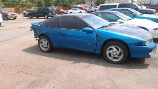 1992 Eagle Talon Tsi Hatchback 3 - Door 2.  0l photo